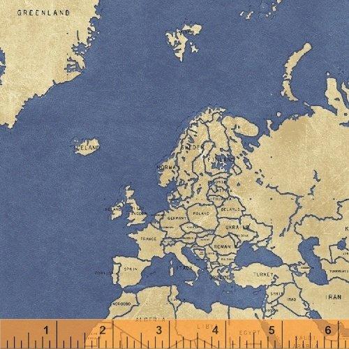 Passport - World Map