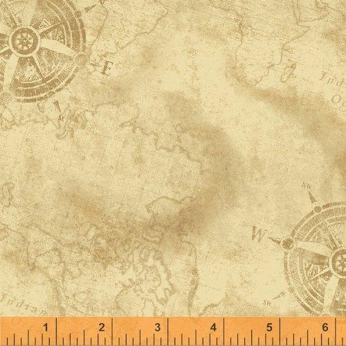 Passport - Map Background