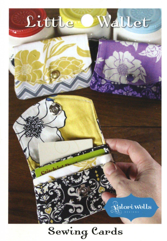 Sewing Card-Little Wallet
