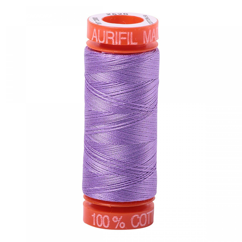 50 wt Aurifil - AS2520 Violet*