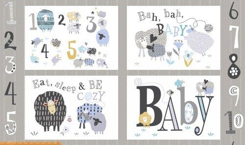 Bah Bah Baby - Panel