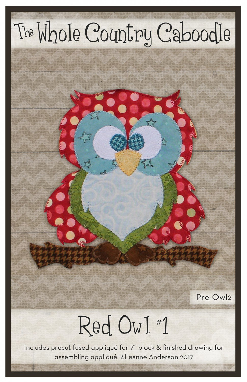 Red Owl Precut