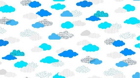 Dear Stella - White on Cloud Nine