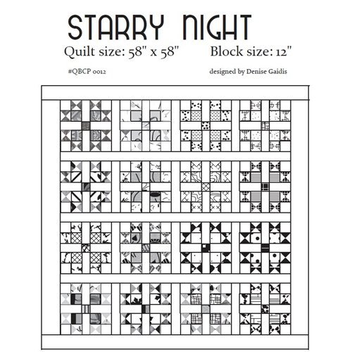 QBCP - Starry Night (Eighths)