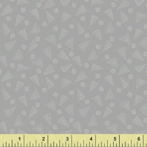 Fiesta Grey Triangles