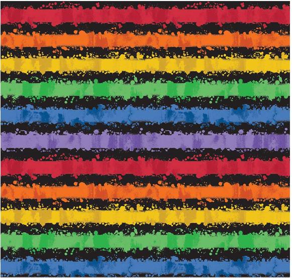 Art Box Stripe Black