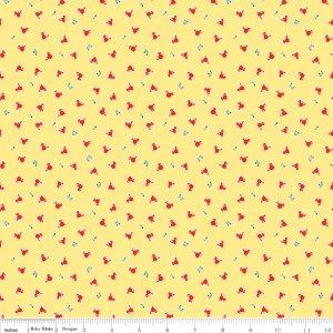 Toy Birds Yellow