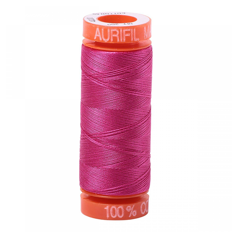 50 wt Aurifil - AS4020 - Fuchsia*