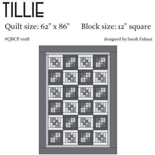 QBCP -Tillie (Eighths)