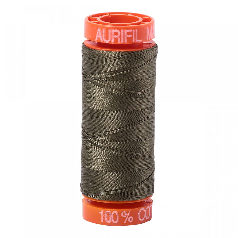 50 wt Aurifil - AS2905 - Green