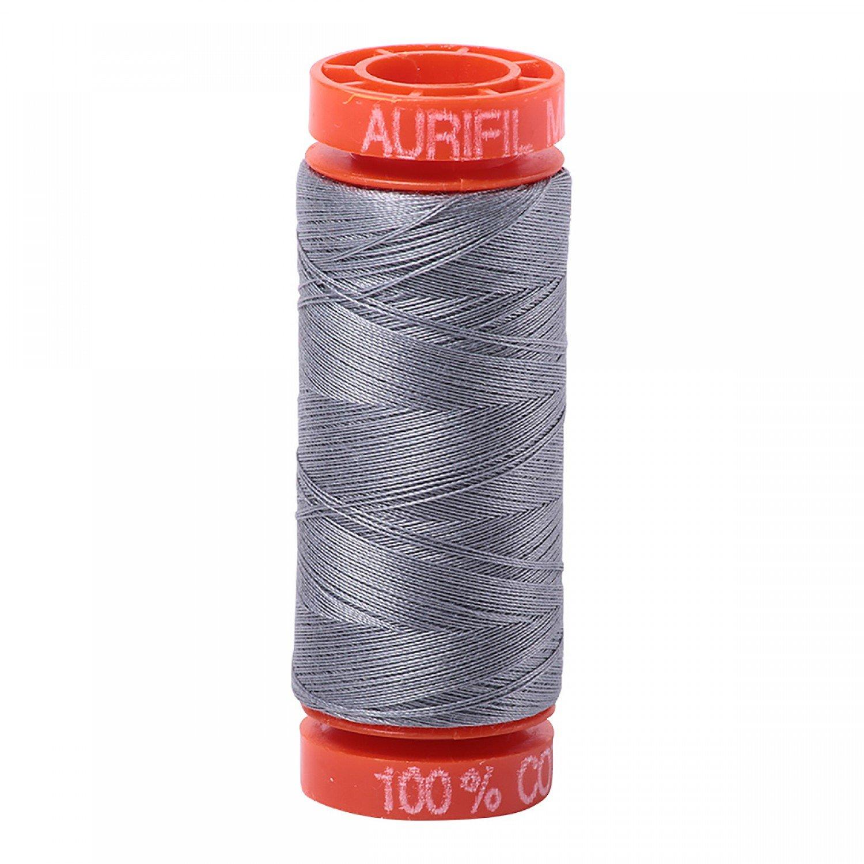 50 wt Aurifil - AS2610 Lt Blue Grey*