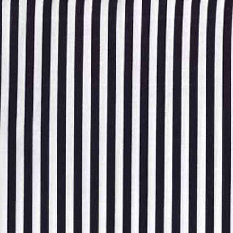 MM Clown Stripe Black & White