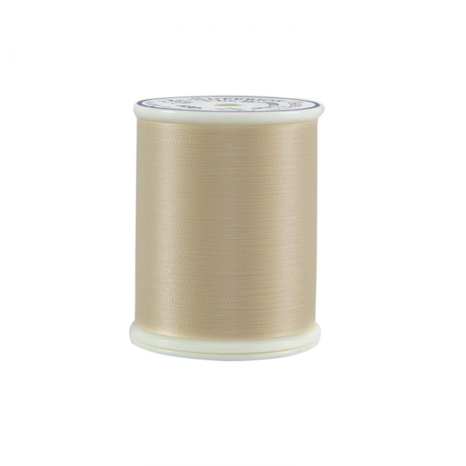 Bottom Line Cream Polyester Thread 60wt