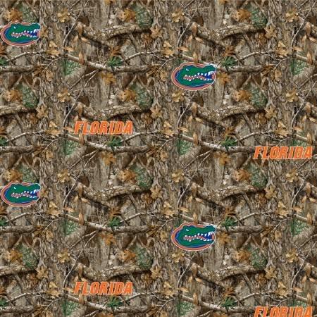 NCAA Realtree Edge - Florida