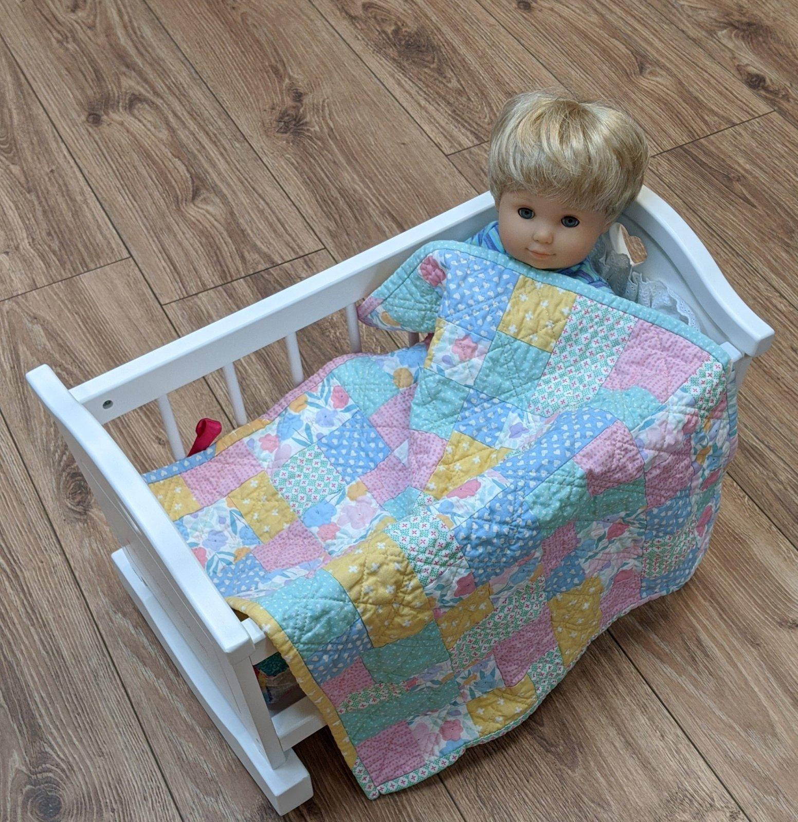 Mini Brick Road Doll Quilt Starter Kit