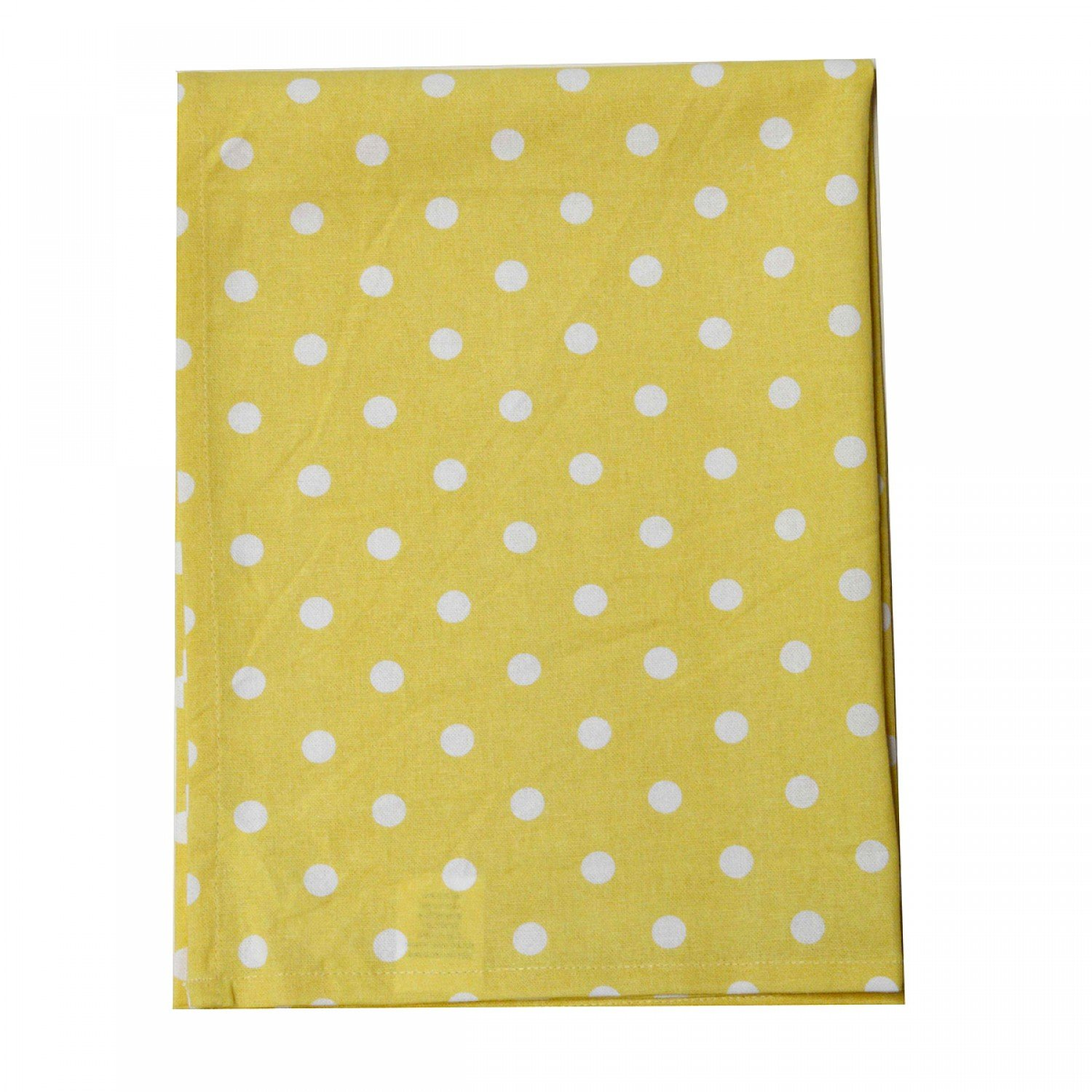 TTWL Polka Dots on Yellow