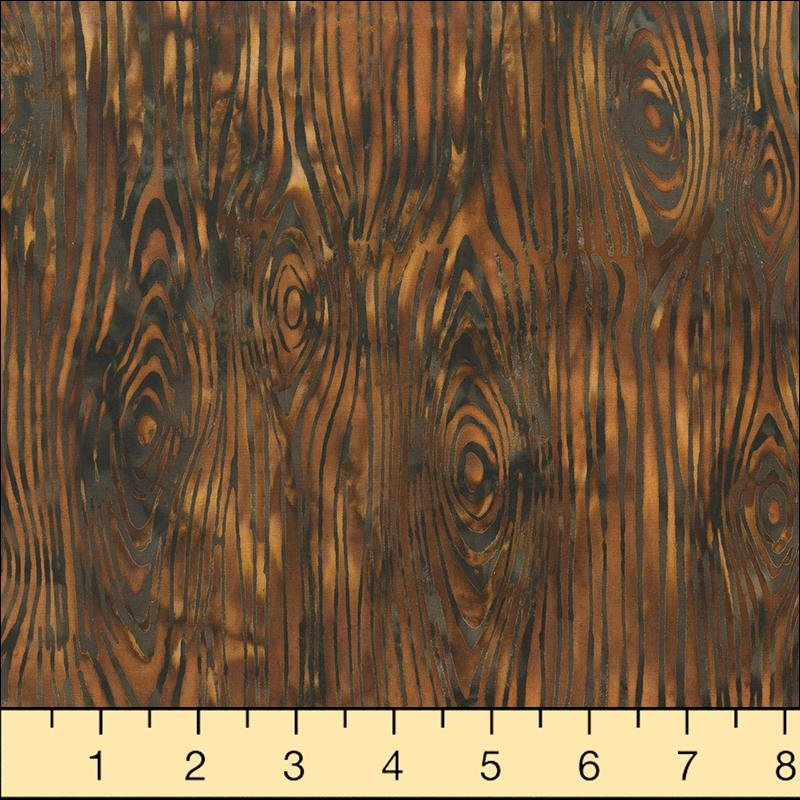 Anthology Art Inspired Wood Grain Brown