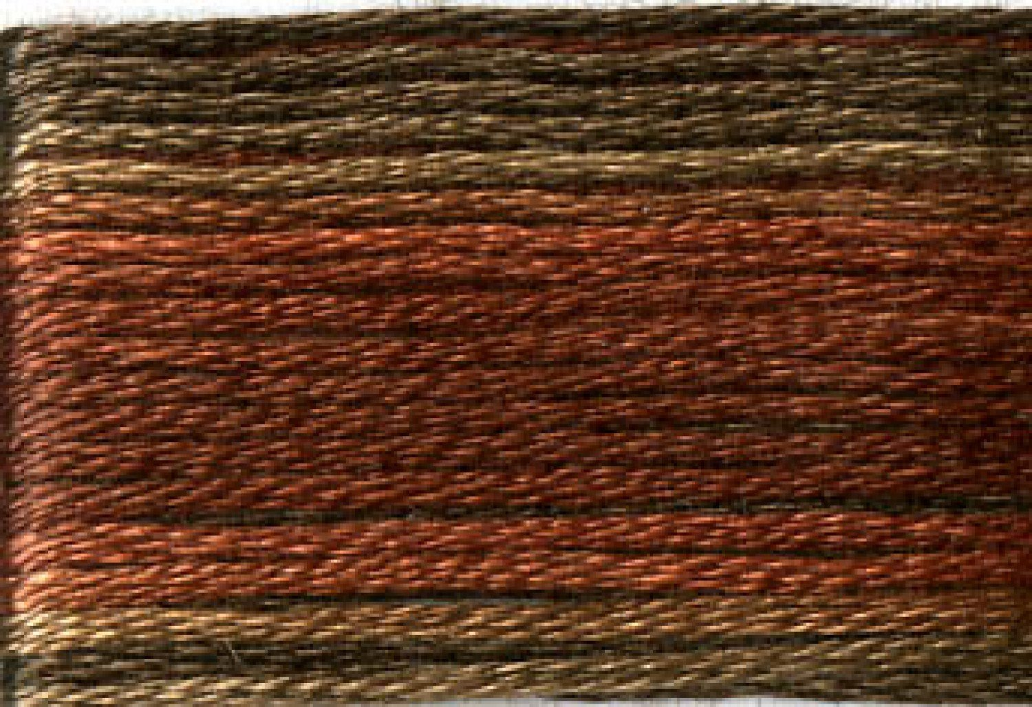 Cosmo Floss Seasons 8041 Browns/ Rusts