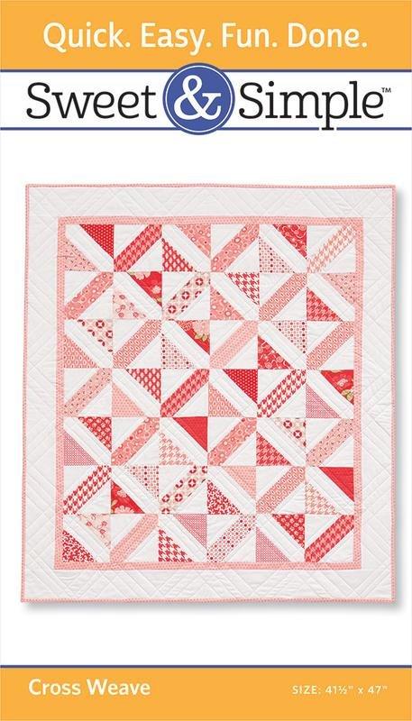 Cross Weave Pattern