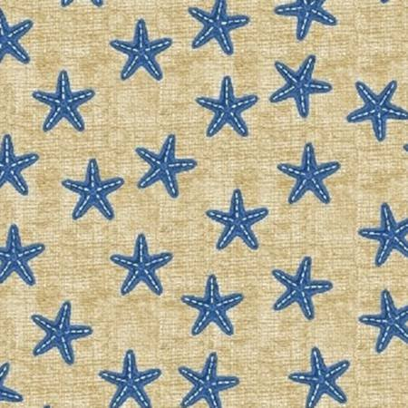 Shoreline Starfish Blue