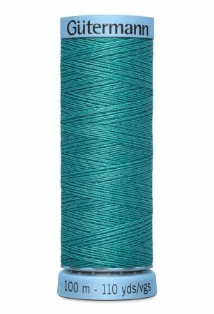 Gut.Silk-107 Teal