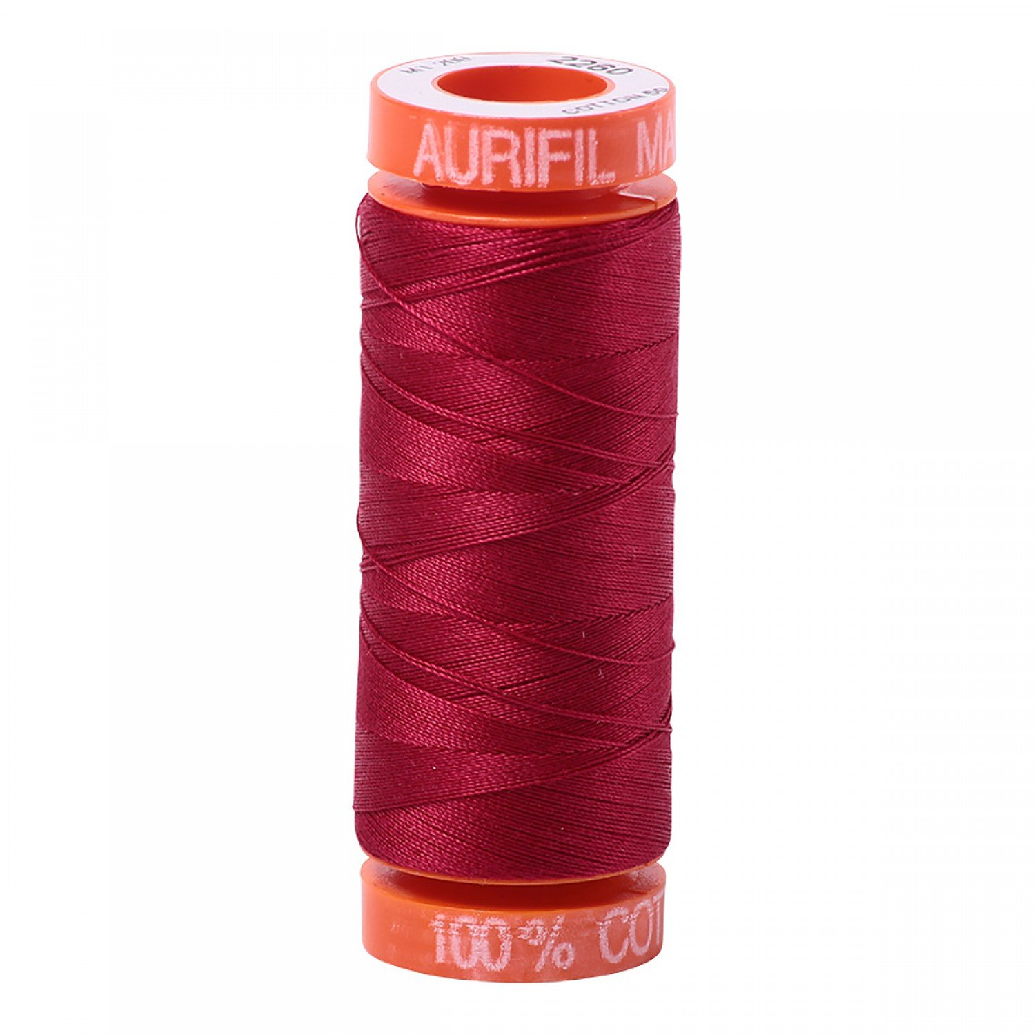 50 wt Aurifil - AS2260 Red Wine*