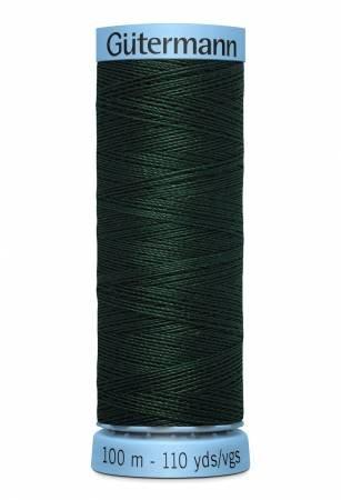 Gut.Silk-472 Dk. Green