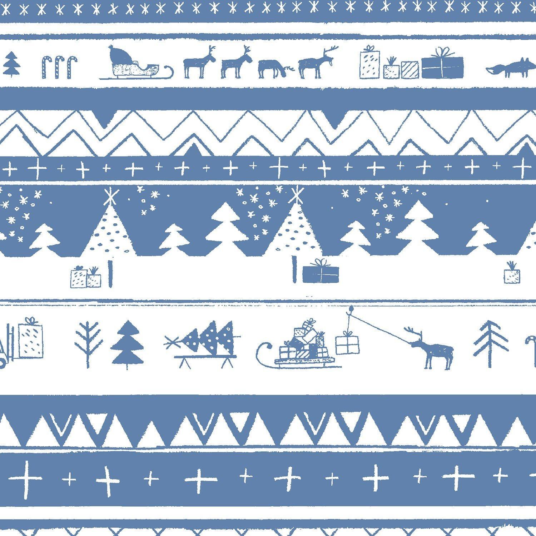 Dear Stella - icicle North Pole Strip