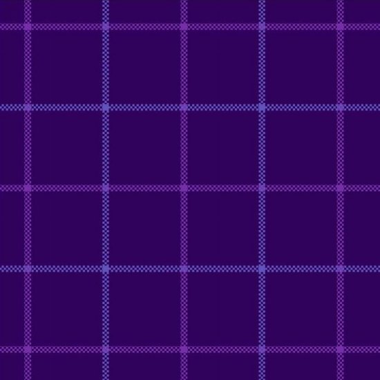 Local Color Flannel - Dk. Purple