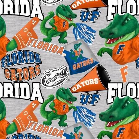 Florida Gators Gray (Digital)