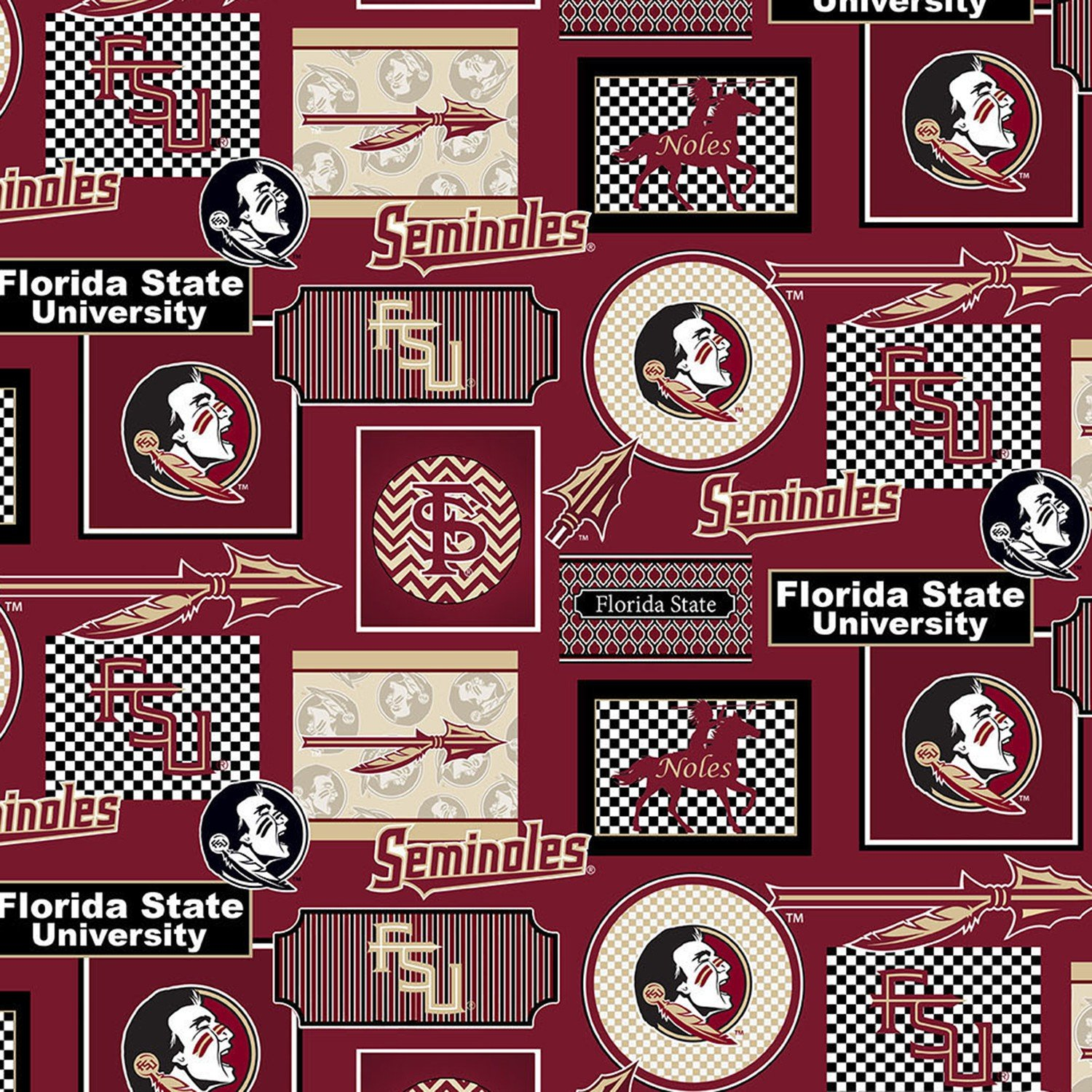 Florida State University Cotton 1130