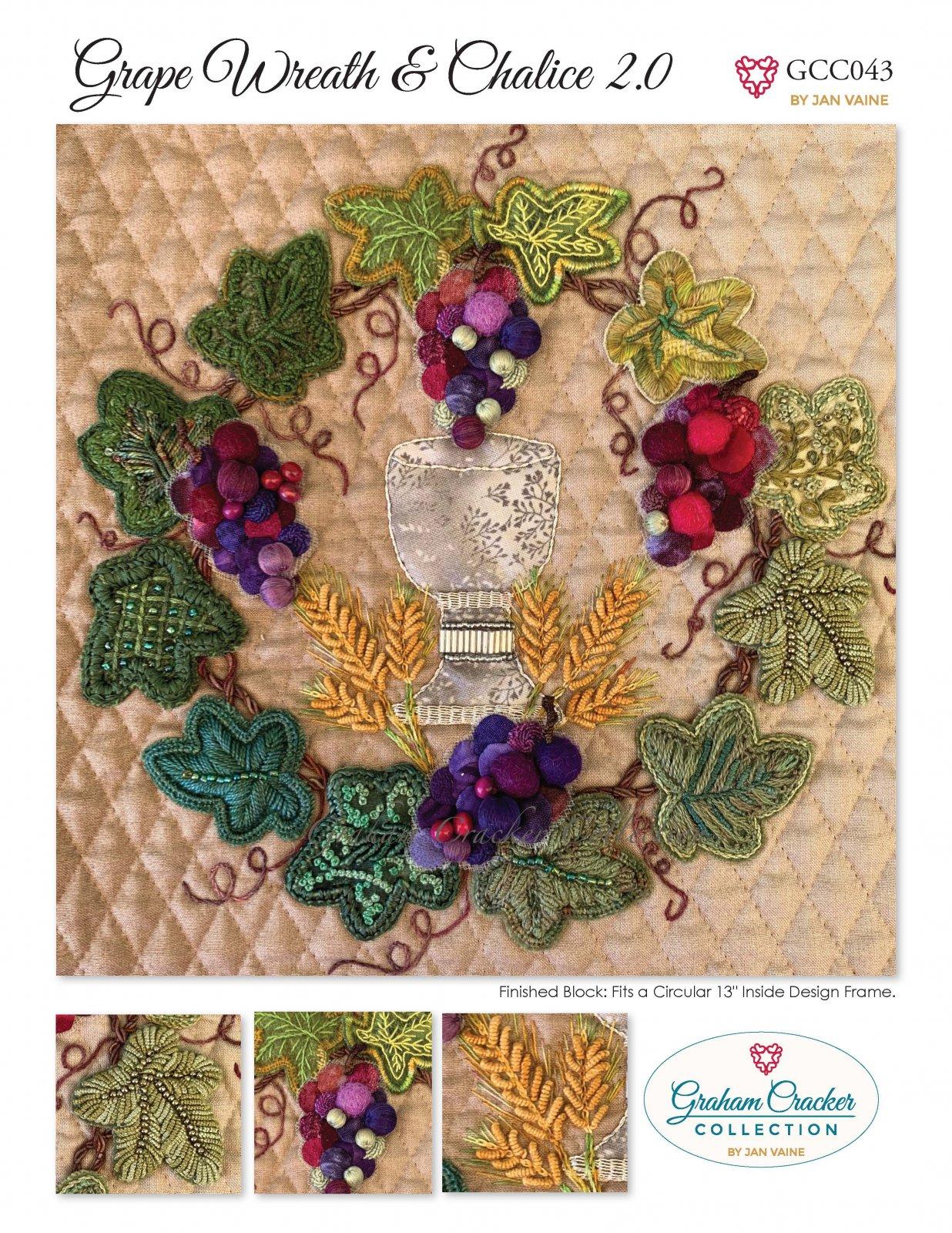 GCC Grape Wreath & Chalice