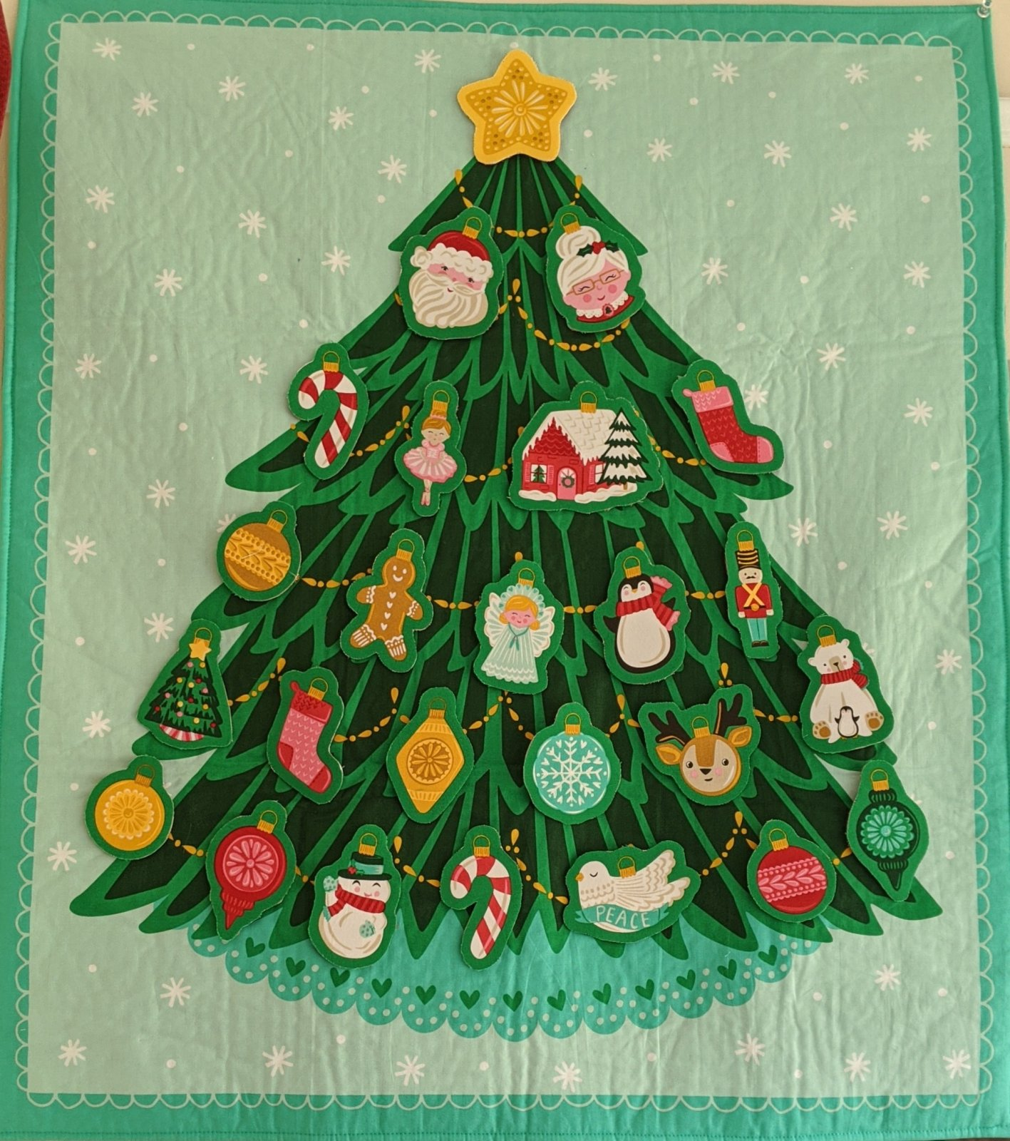 Deck the Halls XMas Tree Kit