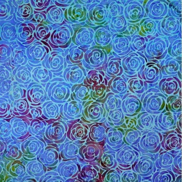 Batik - Mirah's Ocean Rose