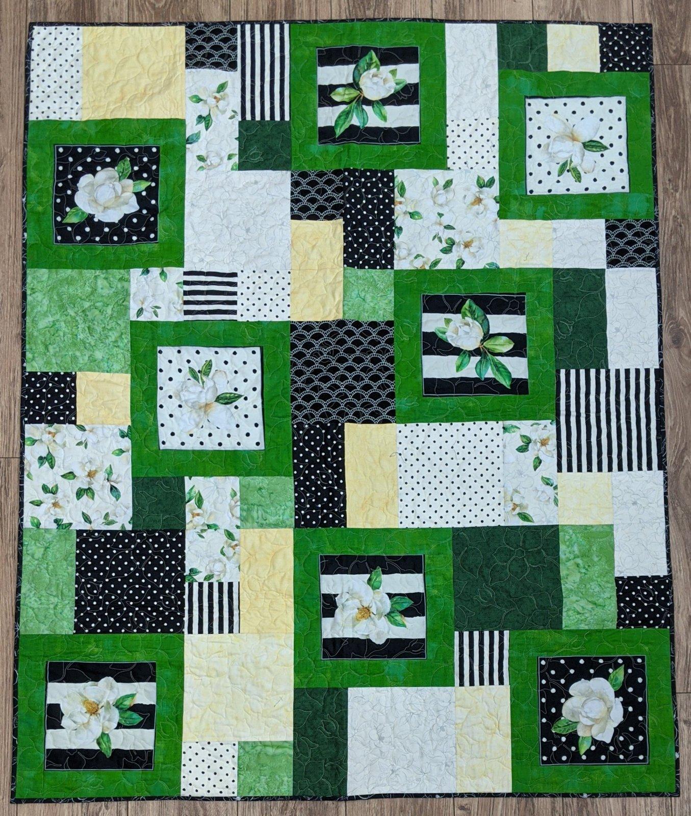 Magnolia Perfect 10 Quilt Kit