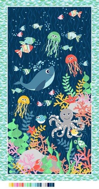 SeaBuddies - Panel