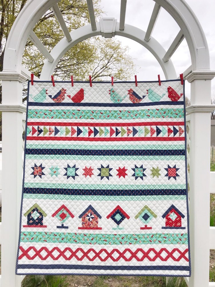 Songbird Quilt Kit