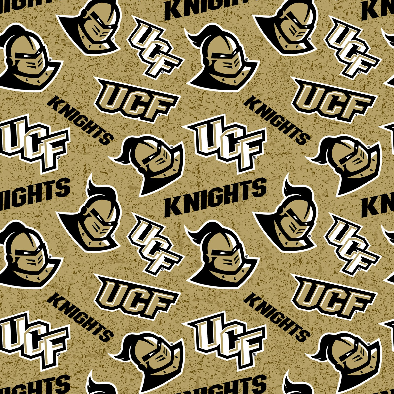 UCF Tone on Tone Cotton