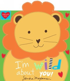 Soft Book - I'm Wild About You Panel