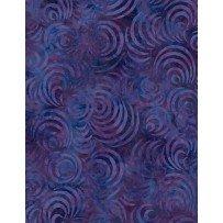 108 Whirlpools - Dk Purple