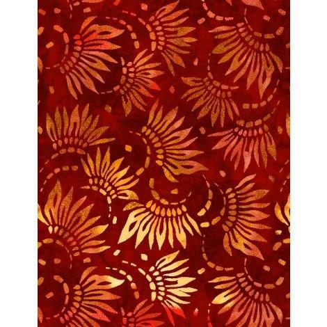 108 Petals - Red