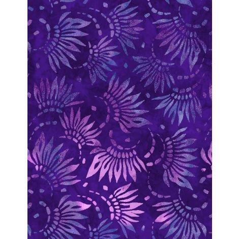 108 Petals - Purple