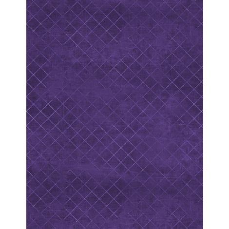 108 Trellis - Purple
