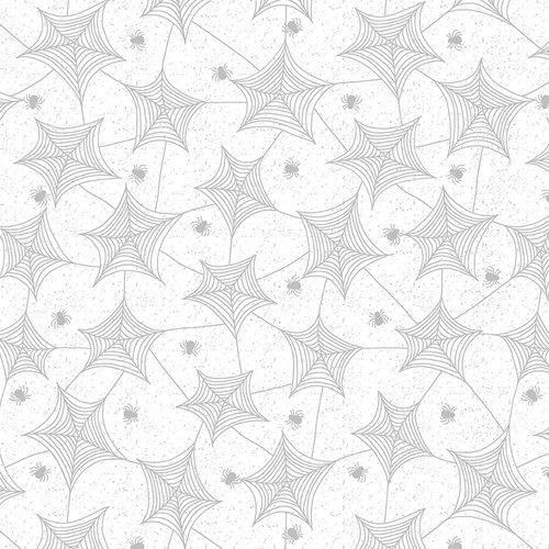 Hocus Pocus - Spiderweb White