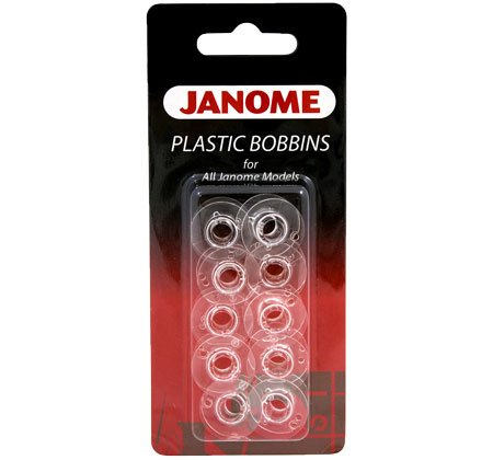 Janome Bobbins - 10 pack