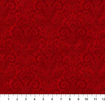 Deck the Halls - Tile Red