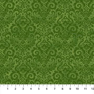 Deck the Halls - Tile Green