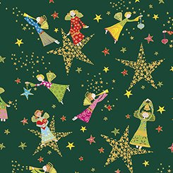 Holiday Minis  - Angels & Stars Forest