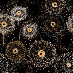 Whisper - Dandelion Puffs Black