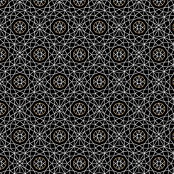Whisper - Geometric Black